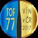 Pozvání do 19. ročníku TOP 77 vín v ČR 2017